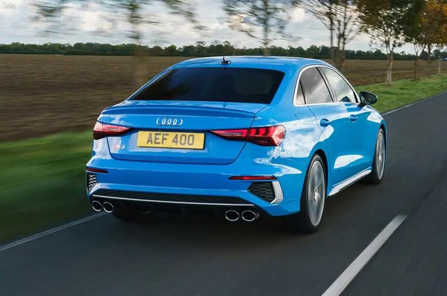 Audi S3 Saloon 2020 UK review   Autocar
