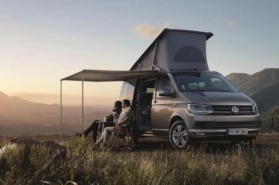 2015 Volkswagen California - pricing revealed   Autocar