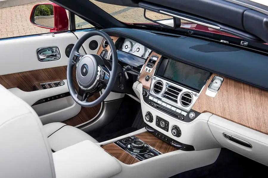 2016 Rolls Royce Dawn Review Autocar