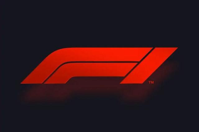 New F1 logo