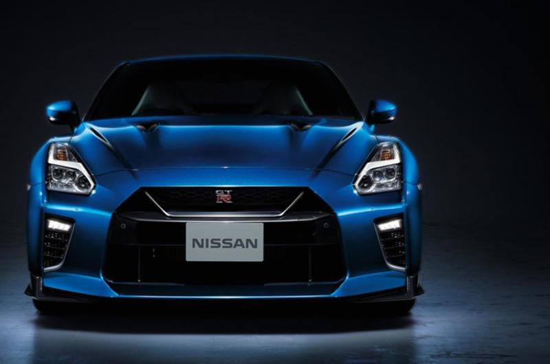 2020 Nissan GT-R - static front