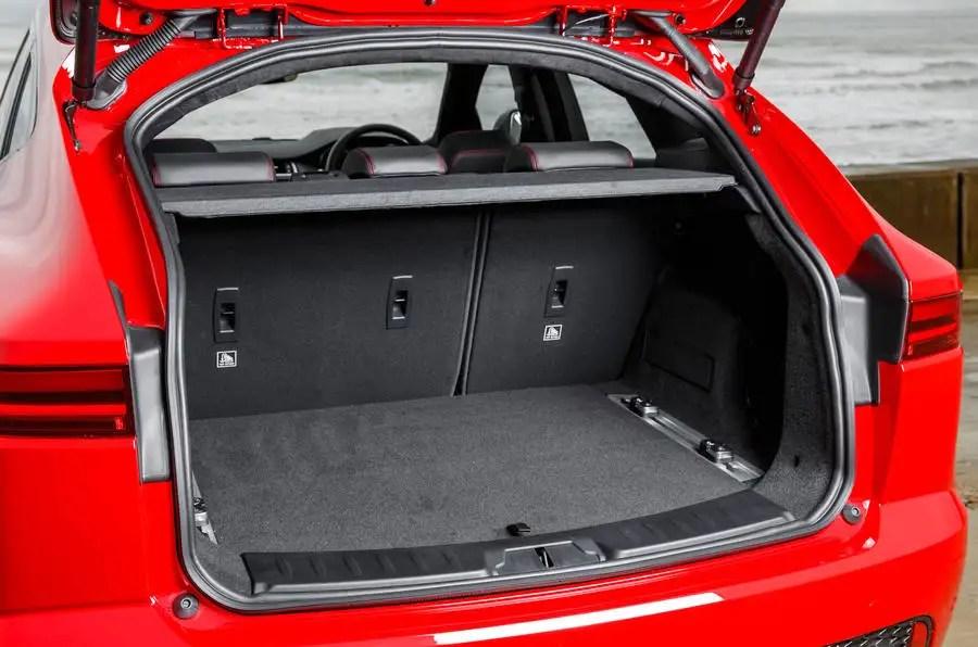 Jaguar E Pace D180 AWD R Dynamic 2017 Review Autocar