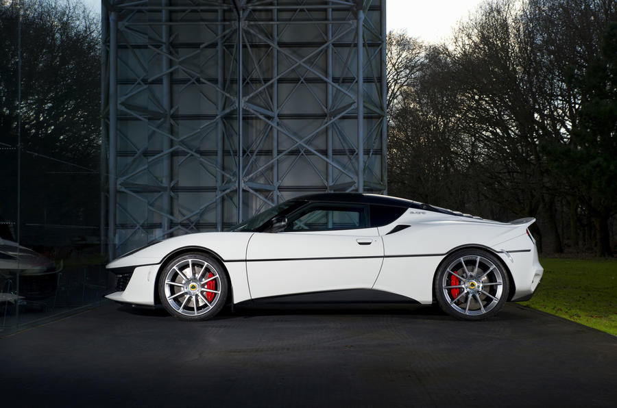 One Off Lotus Evora Sport 410 Inspired By Esprit S1
