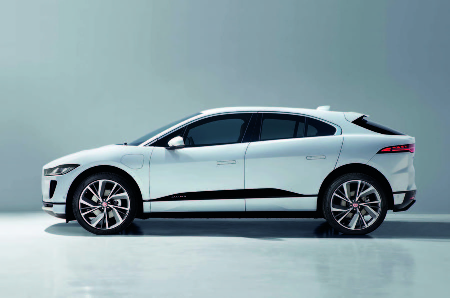 2021 jaguar i pace first edition