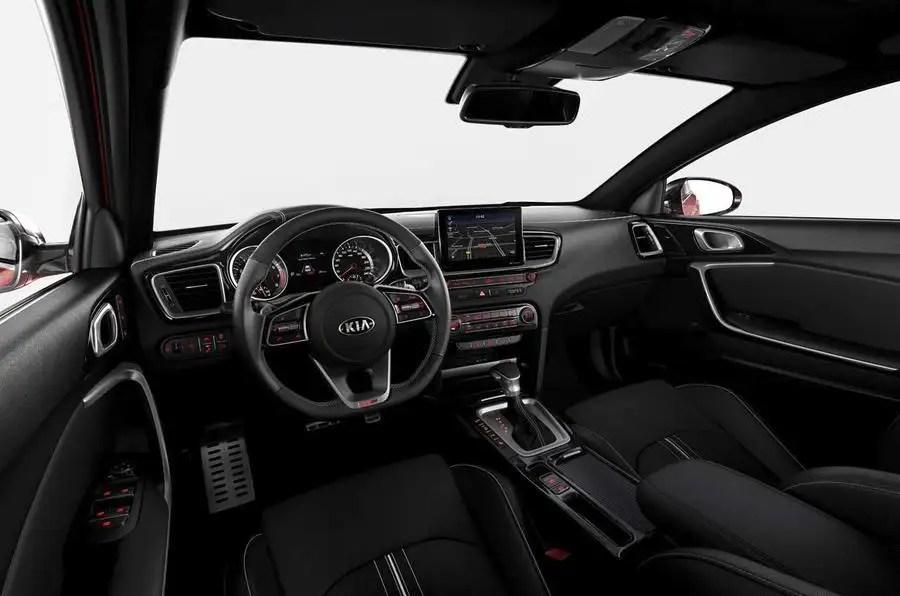 New 2019 Kia Proceed Revealed As Shooting Brake Estate