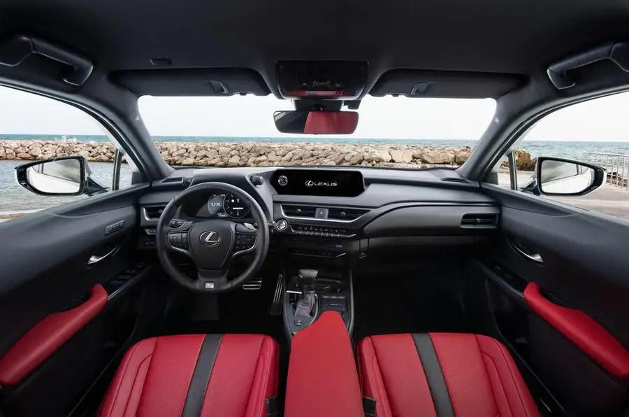 Lexus Ux 250h F Sport 2019 Review Autocar