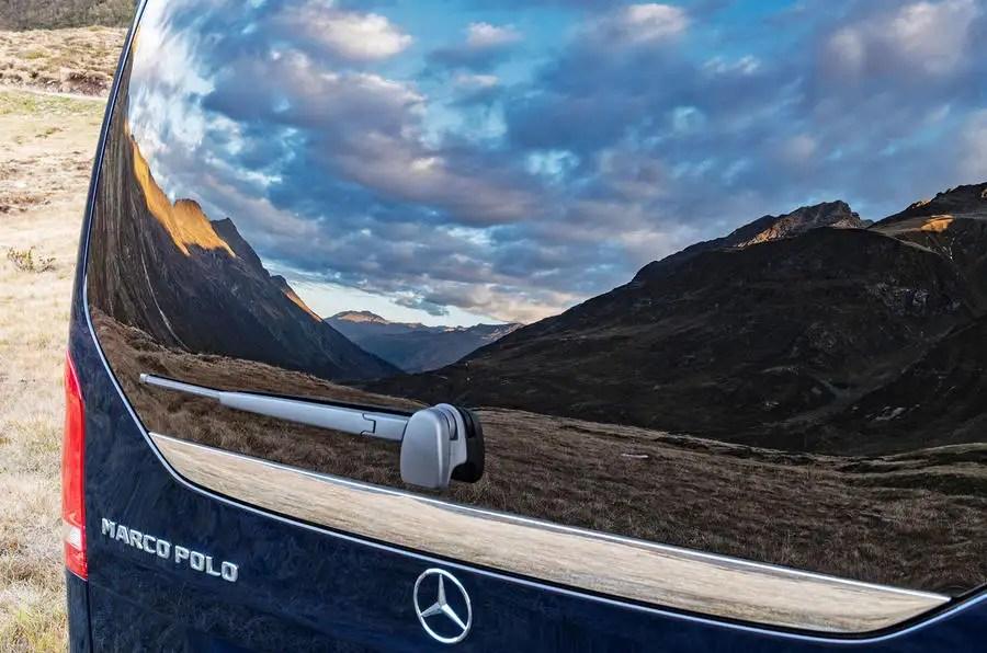 Mercedes Benz V Class 300d Marco Polo 2019 Review Review Autocar