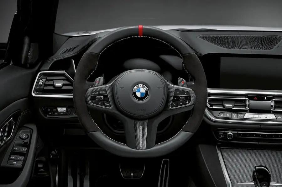 BMW Reveals M Performance Parts For G20 3 Series Autocar