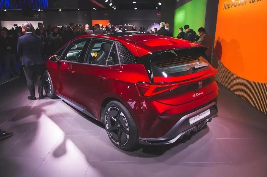 Seat El Born Is Brand S First Bespoke Ev Autocar