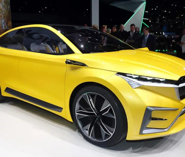 Skoda To Launch 30 New Cars By 2023 Following Record 2018