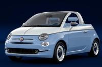 Fiat 500 Spiaggina by Garage Italia is coachbuilt nod to ...