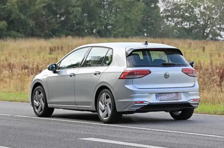New Volkswagen Golf Design Shown In Official Sketches Autocar
