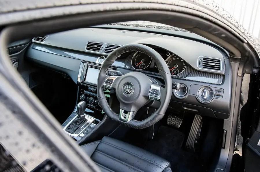 2016 Volkswagen CC Black Edition 20 TDI 184 R Line DSG