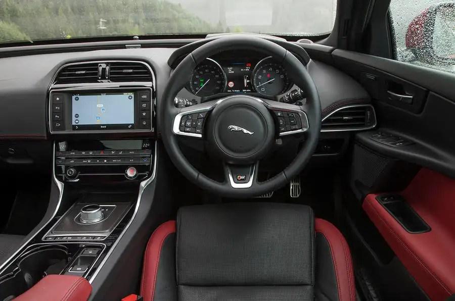 2015 Jaguar Xe S Uk Review Review Autocar