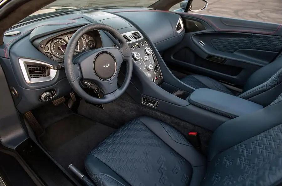 Aston Martin Zagato 2017 Idea Di Immagine Auto