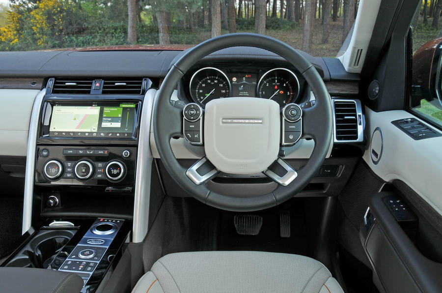 Land Rover Discovery Review 2018 Autocar