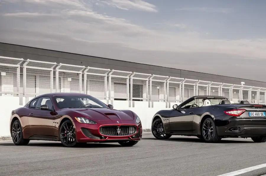 Maserati GranCabrio Review 2019 Autocar
