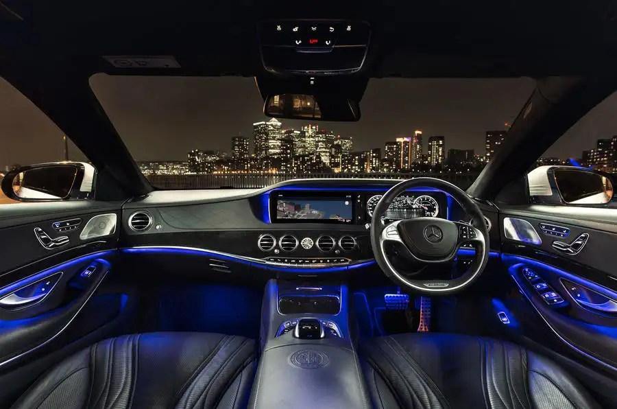 MercedesAMG S 63 Review 2019  Autocar