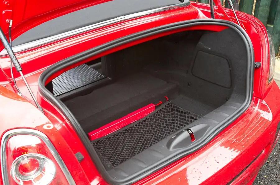 Mini Roadster 20122015 Review 2018  Autocar
