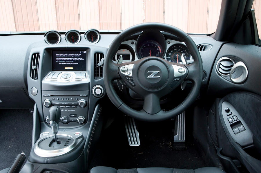 Nissan 370z Review 2020 Autocar