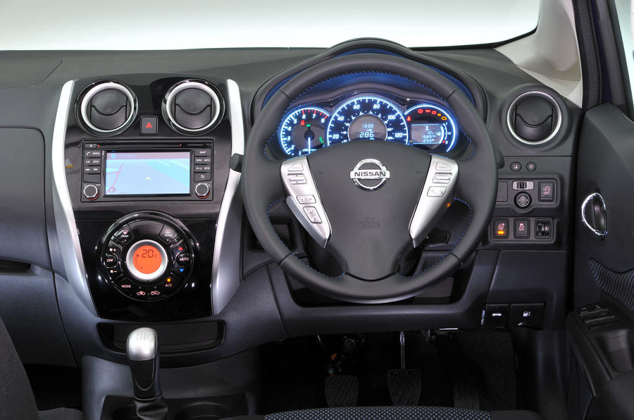 Nissan Note Dashboard Parts