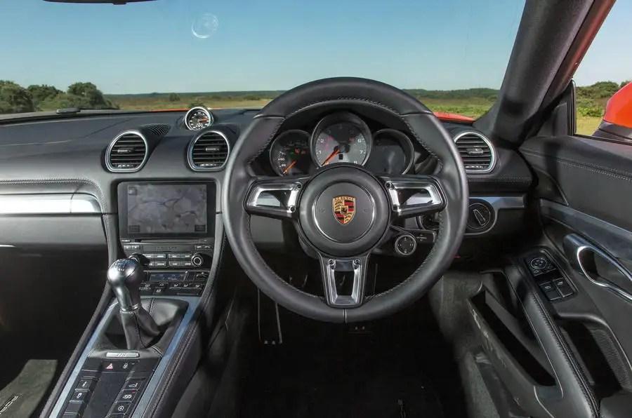 Porsche 718 Cayman Review 2018  Autocar