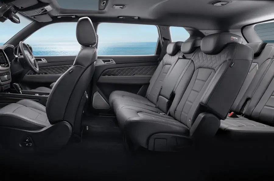 Ssangyong Rexton Review 2019 Autocar