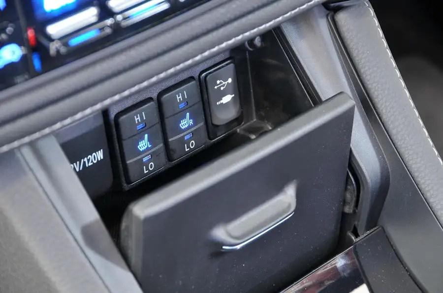 Heated Seat Wiring Diagram Toyota Auris Amp Auris Hybrid Review 2019 Autocar