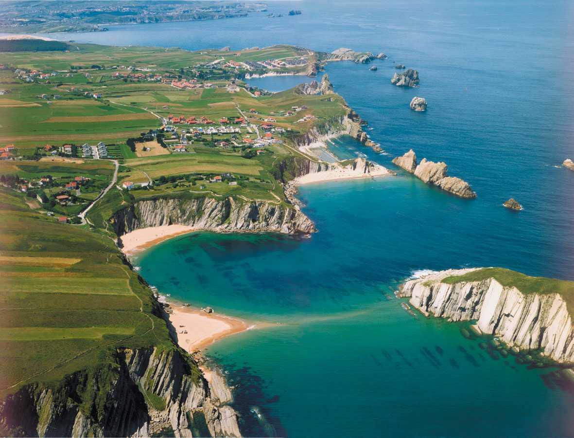 La costa de Cantabria en autocaravana  Autocaravanas