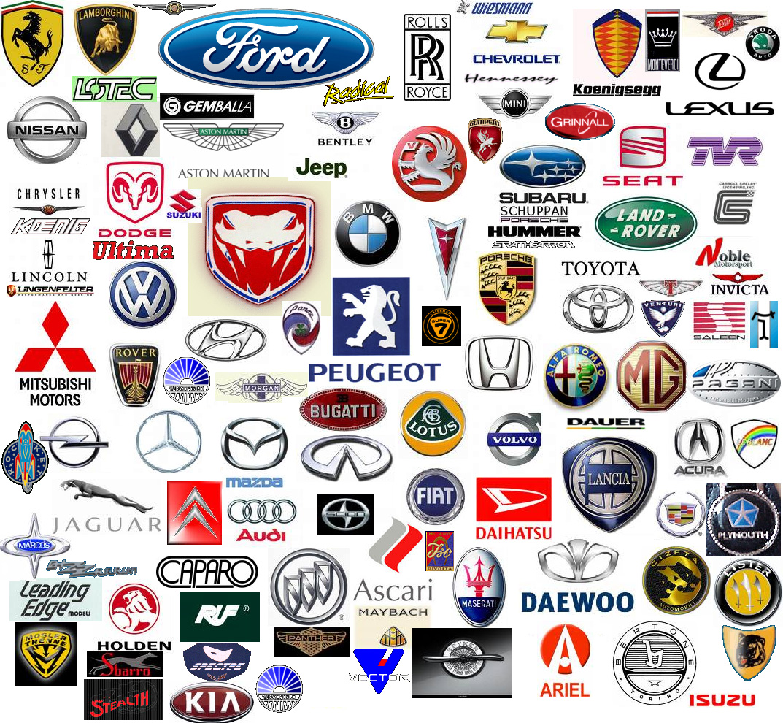list of car logos