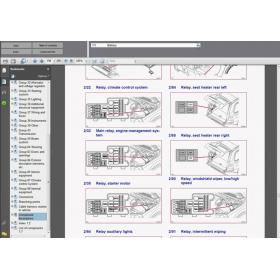 Volvo EWD 2014D Wiring Diagram Works With VOLVO Vida Dice