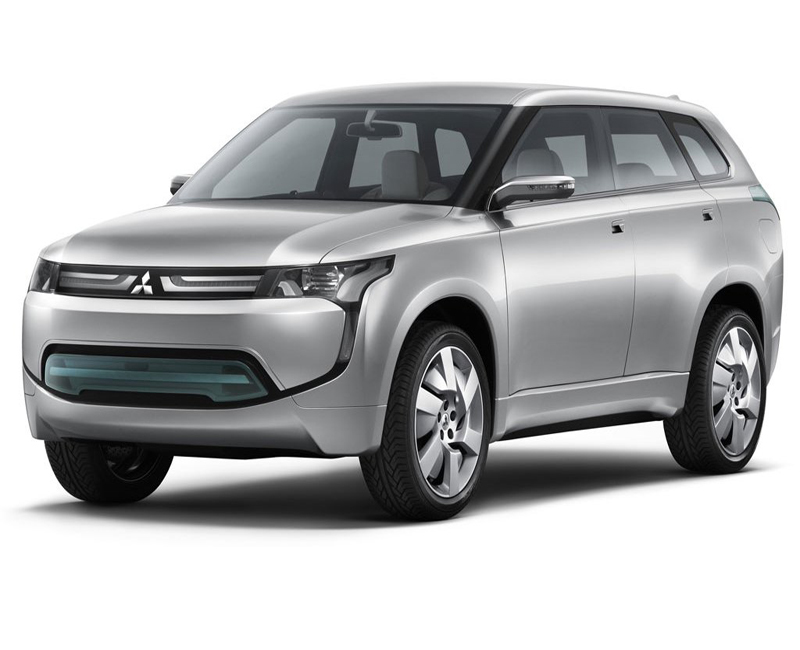 2009 Mitsubishi PX-MIEV