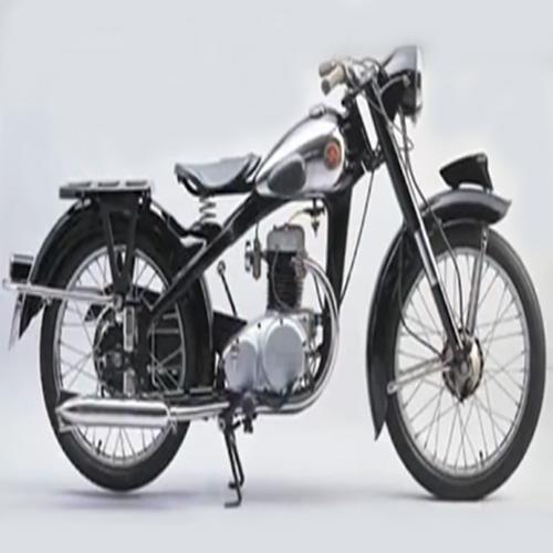 Suzuki motor 1955