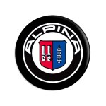 Alpina Car Logo