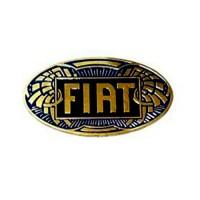 Fiat logo 1904 to 1921