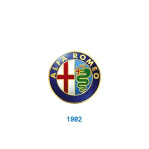 Alfa Romeo 1982 Logo