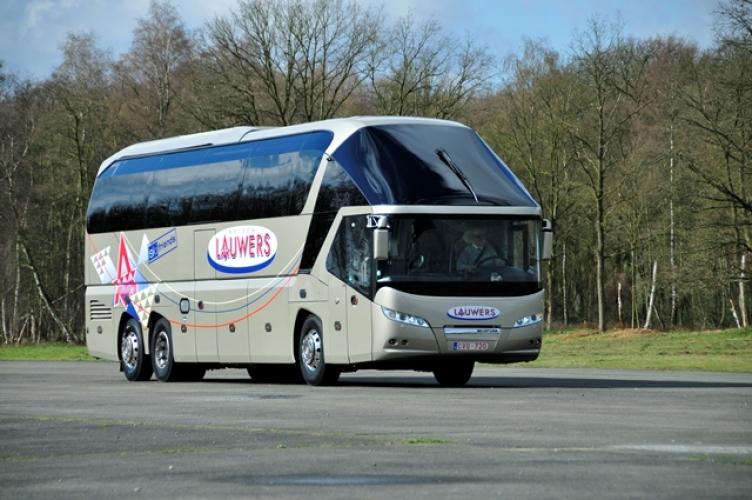 Busvermietung  Reisebusse