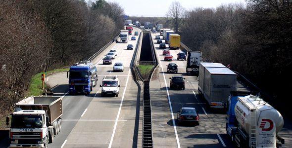 La Comisión Europea quiere cabinas de camiones redondeadas