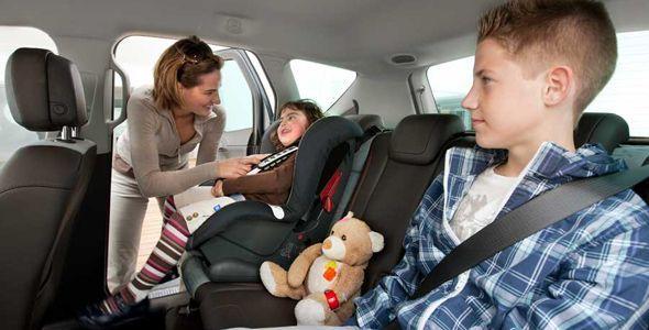 La seguridad de las sillitas infantiles se pone a prueba