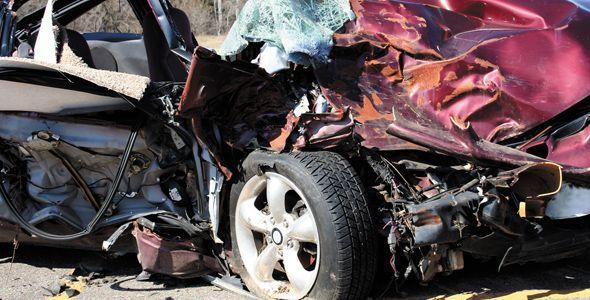 Los accidentes de tráfico, principal causa de muerte en los jóvenes