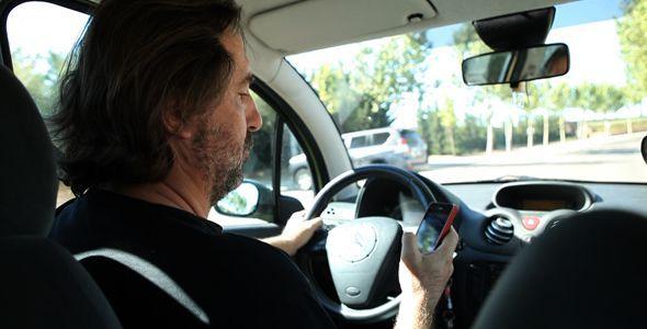 Cómo denunciar a otro conductor