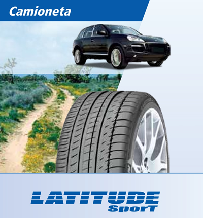 michelin latitud sport