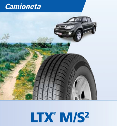 michelin ltx ms