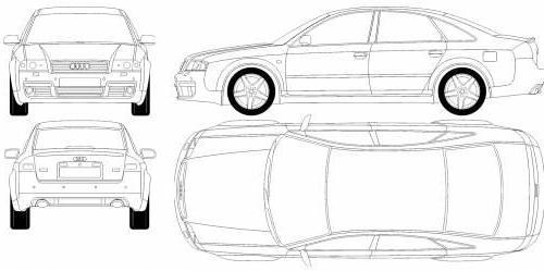 Audi A6 C5 RS6 Sedan • Dane techniczne • AutoCentrum.pl