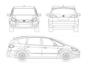 Ford C-MAX II Grand C-MAX • Dane techniczne • AutoCentrum.pl