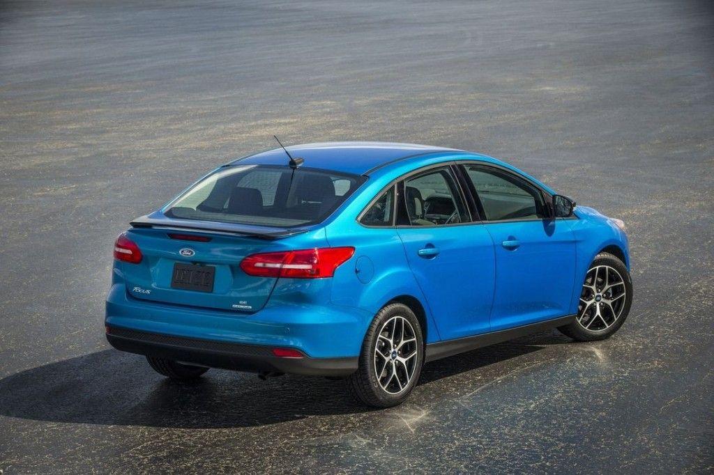 Ford Focus III Sedan Facelifting (2015) - Galerie prasowe - Galeria • AutoCentrum.pl