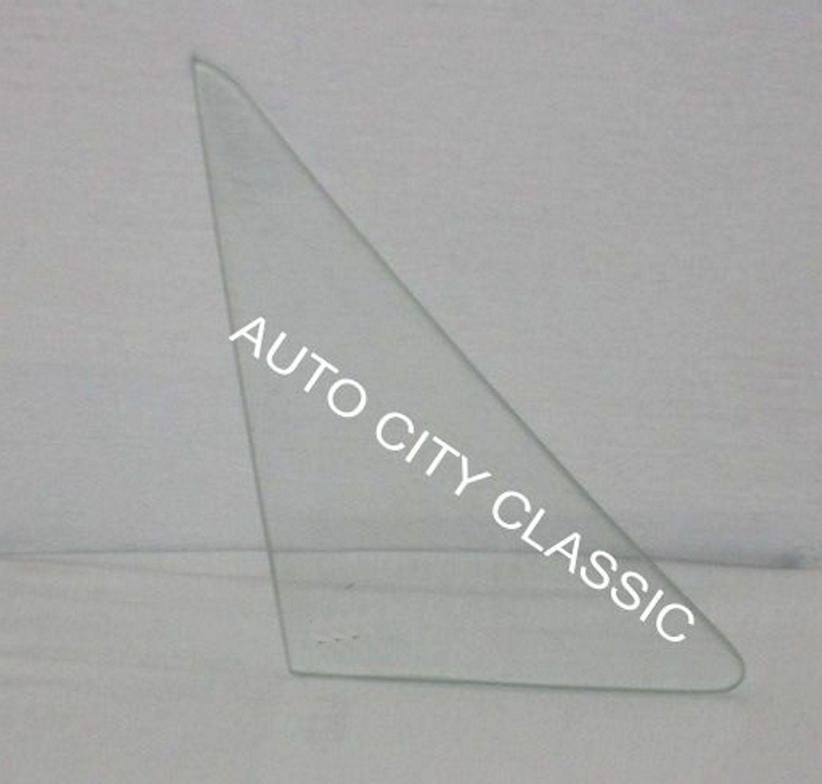 52 Buick Cadillac Oldsmobile Vent Glass