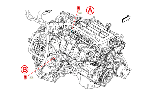 P0336 CHEVROLET Crankshaft Position Sensor 'A' Circuit