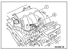 P1800 2006 NISSAN ALTIMA SEDAN Variable Intake Air System
