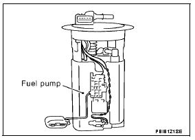 P0463 2006 NISSAN SENTRA Fuel Level Sensor Circuit High